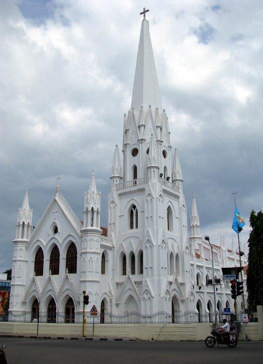 San Thome Basilica-chennai